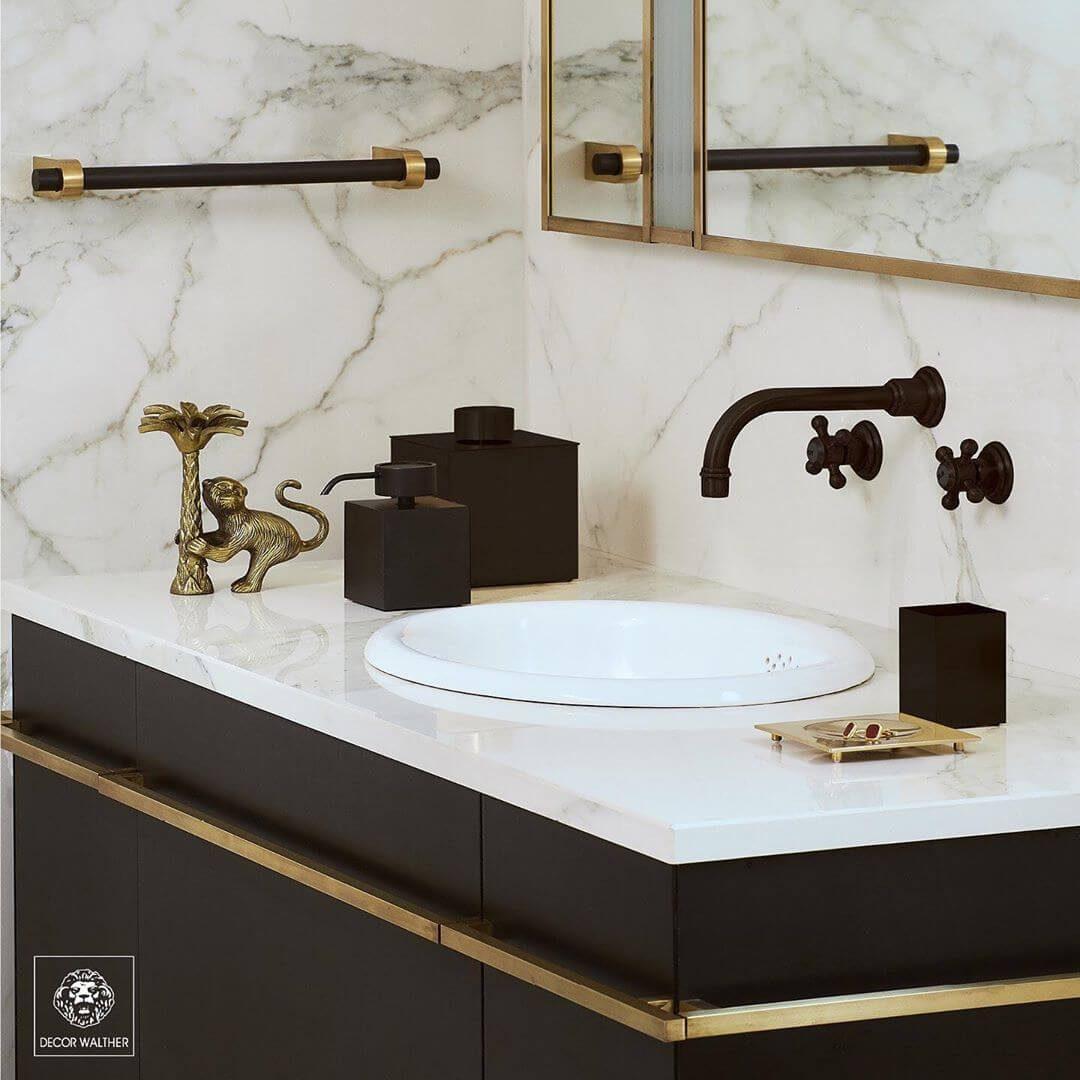 Akcesoria łazienkowe od marki Decor Walther