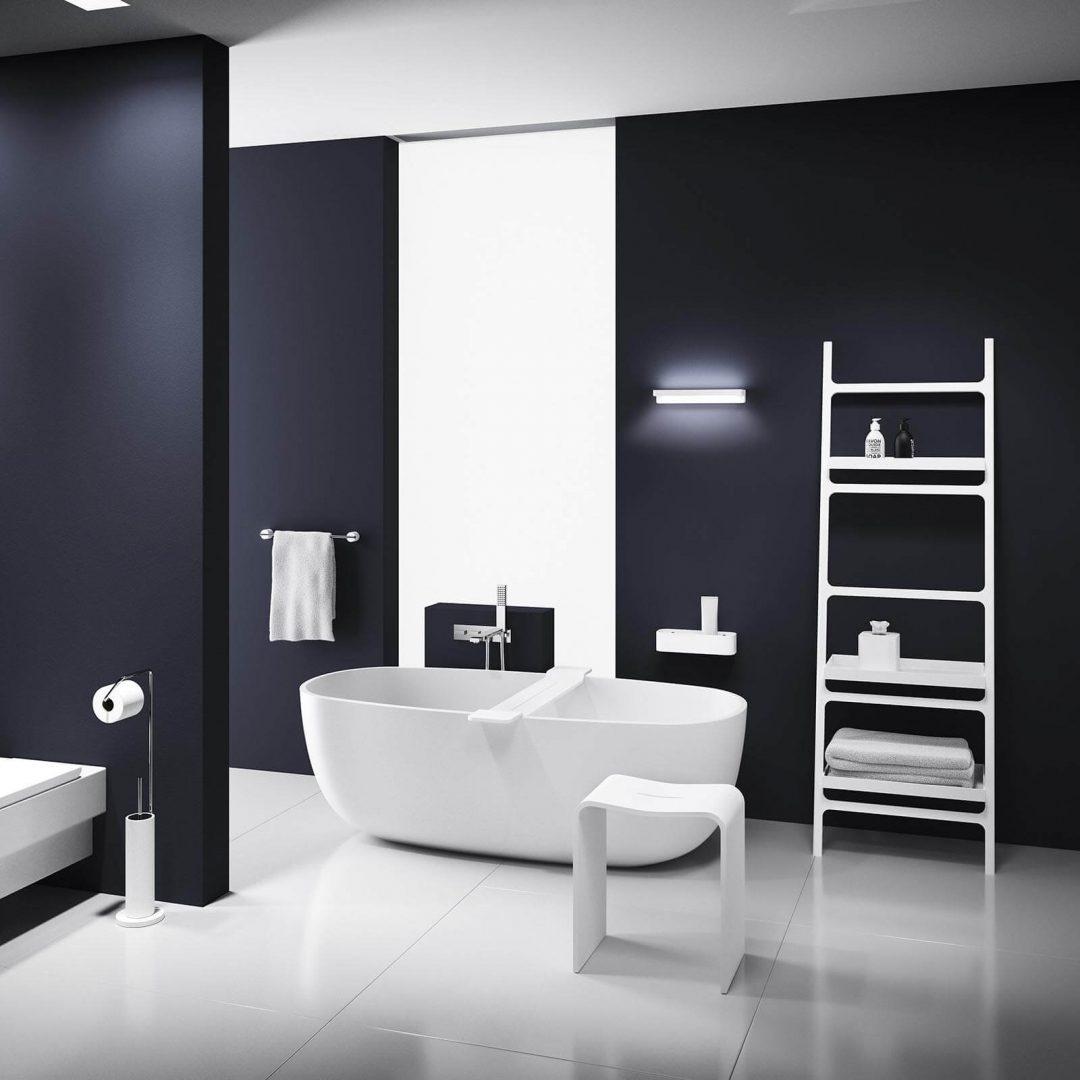 Akcesoria łazienkowe od Decor Walther